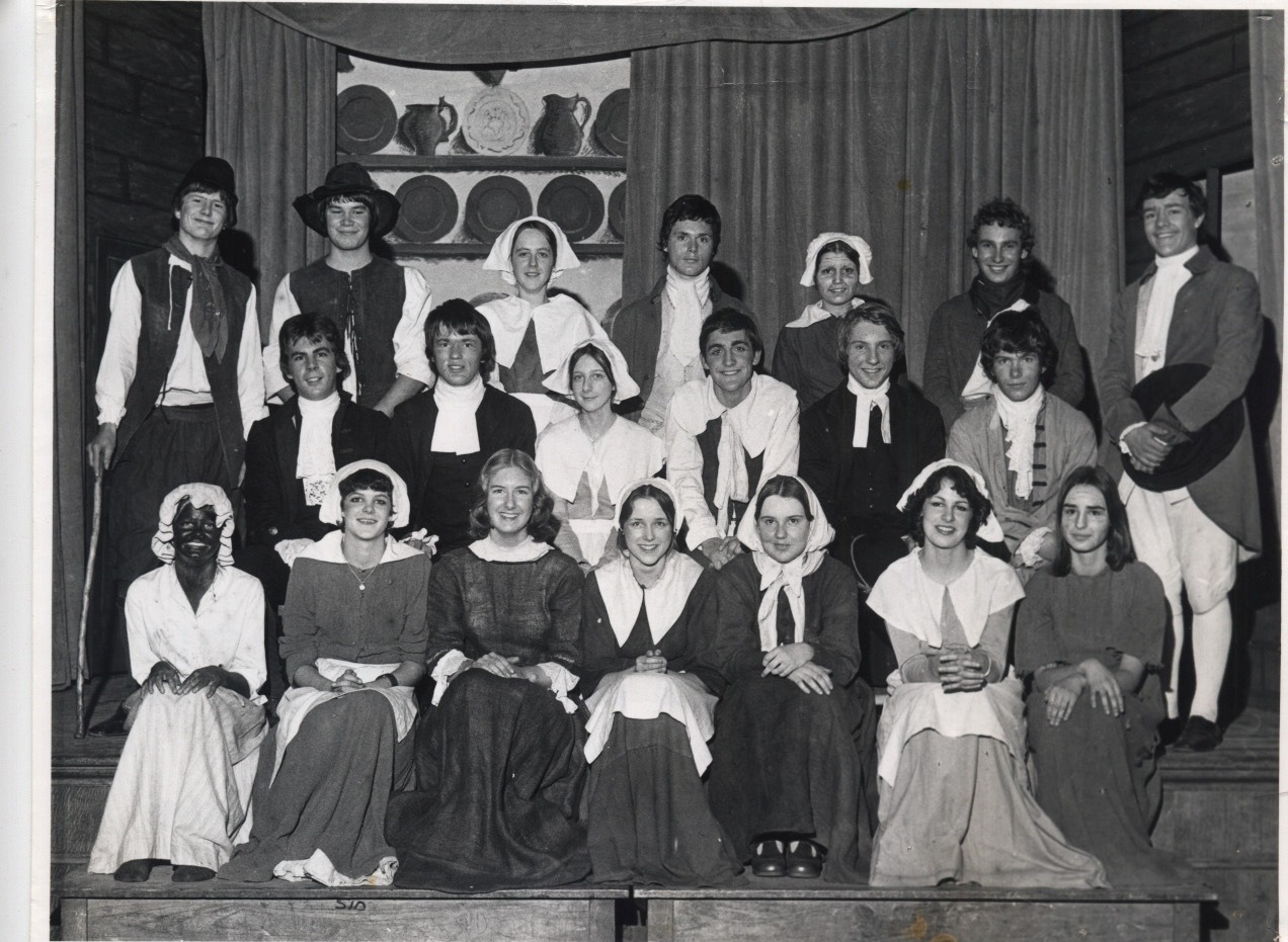 The Crucible Dec 1976